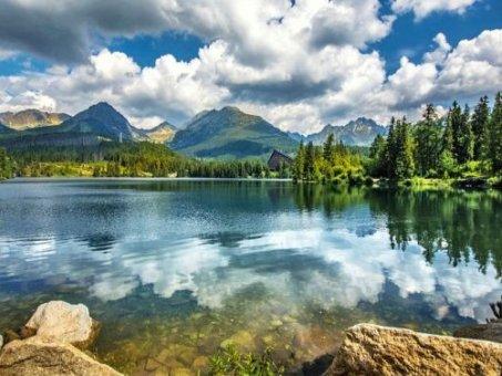 Objavte s nami krásy Slovenska!