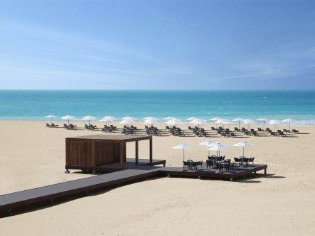 Predstavujeme rezort v Abu Dhabi -  Saadiyat Rotana Resort & Villas *****!