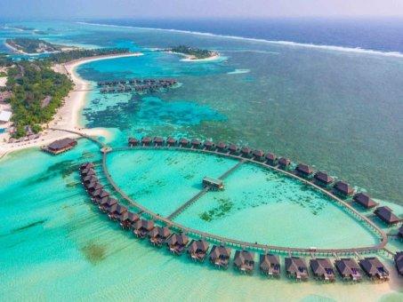 Maldivy na Silvestra privátnym lietadlom