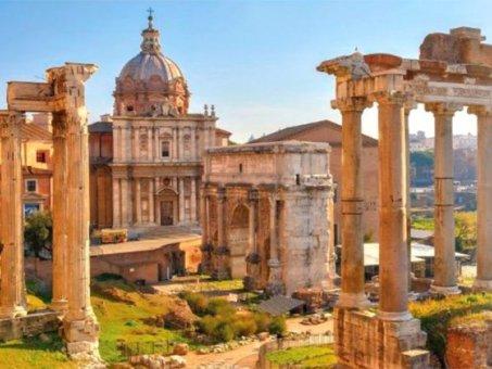 Historický Rím