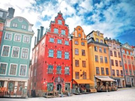 Stockholm a sever Európy