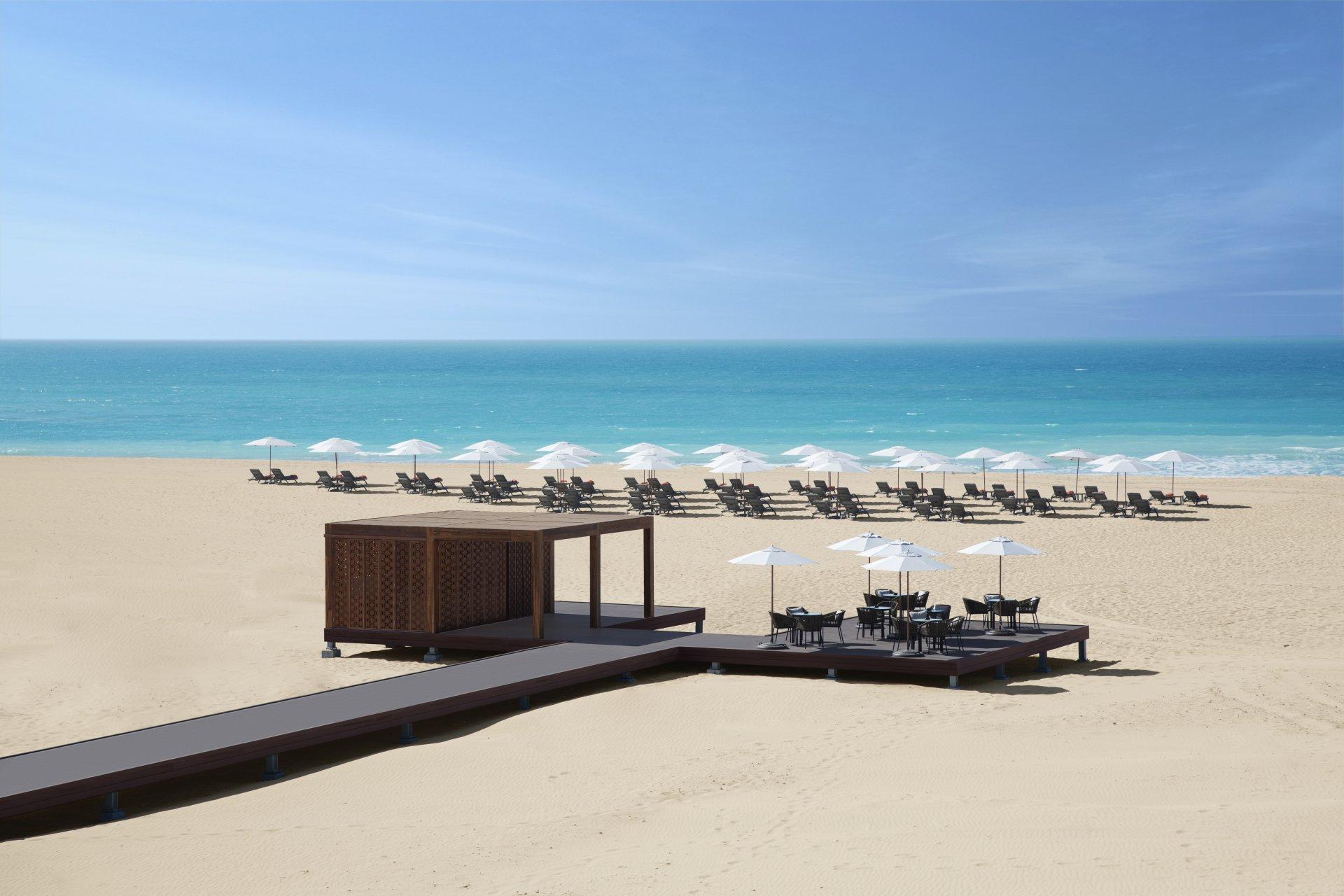 Abudhabi - Saadiyat Rotana Resort & Villas *****!