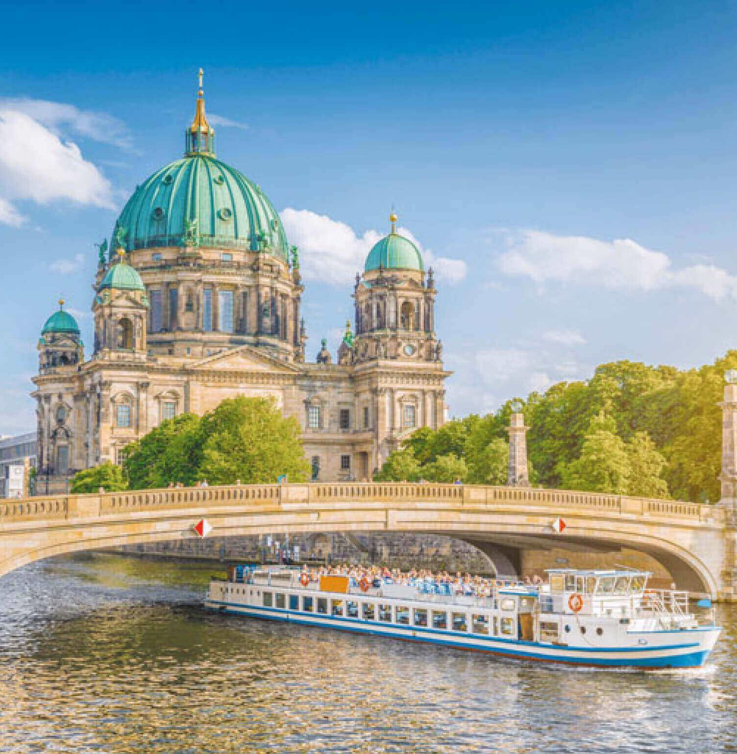 Berlin a Nemecko