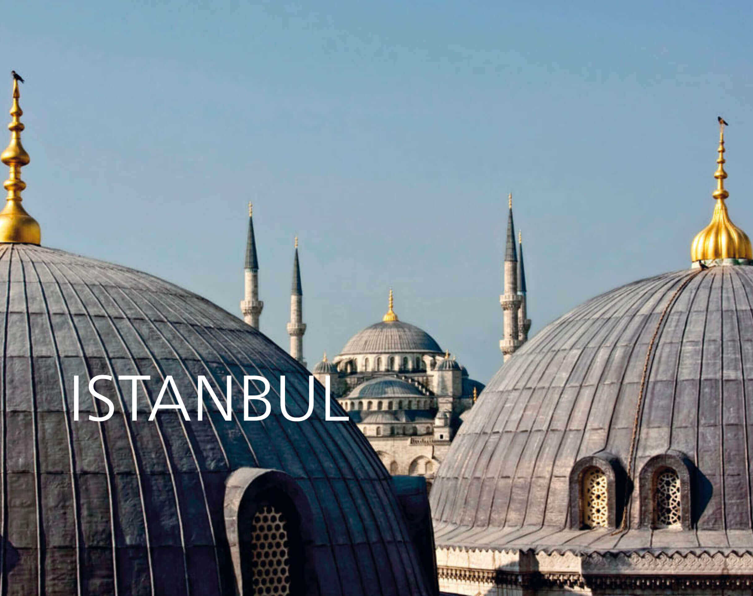 Istanbul a Turecko