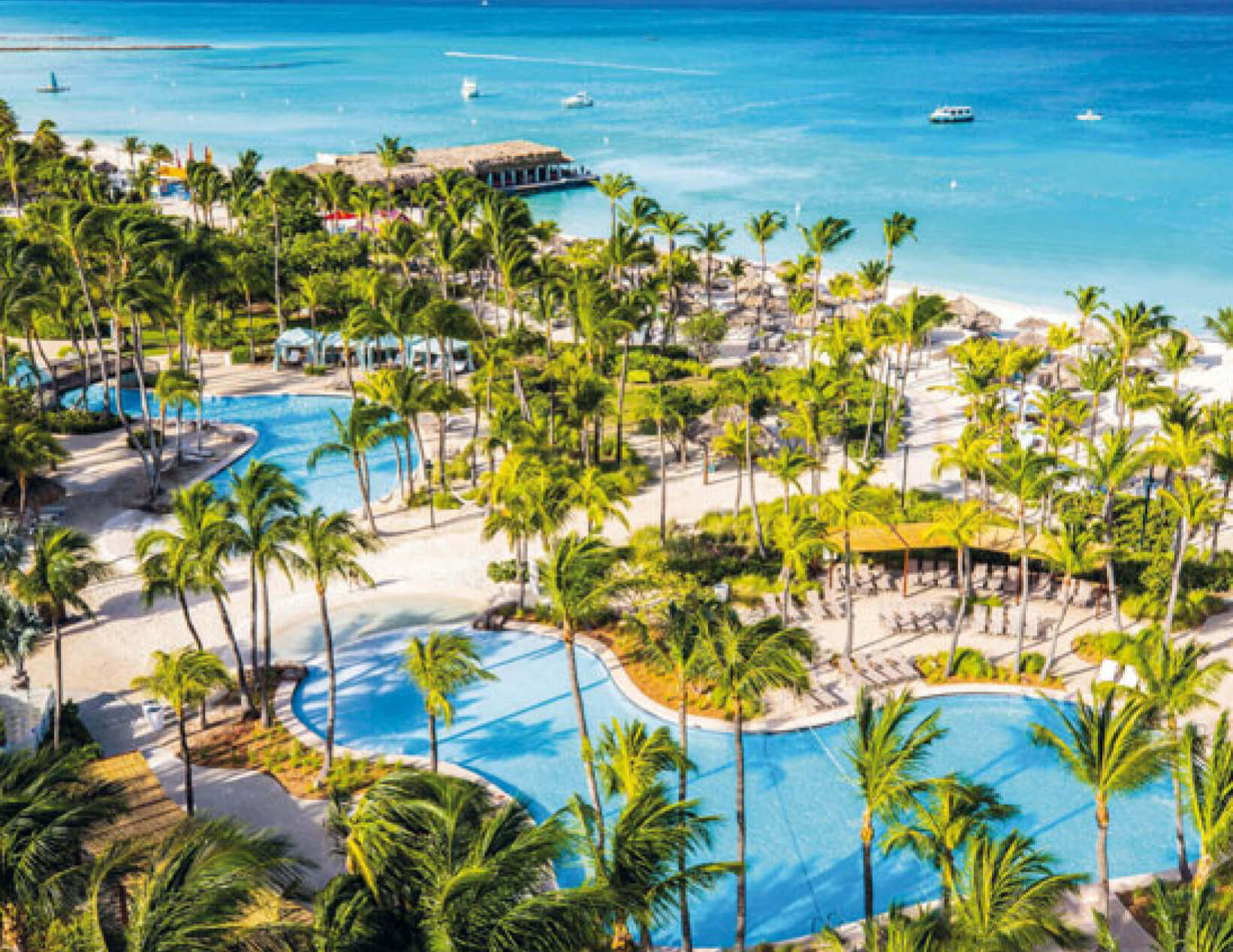 Aruba Karibik
