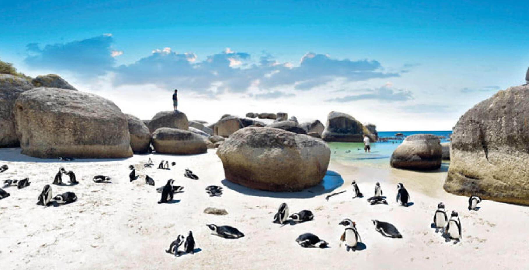 Juhoafrická Republika / Kapské mesto