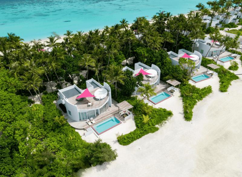 Maledivy Lux North Hotel******